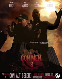 Con Men 8 poster